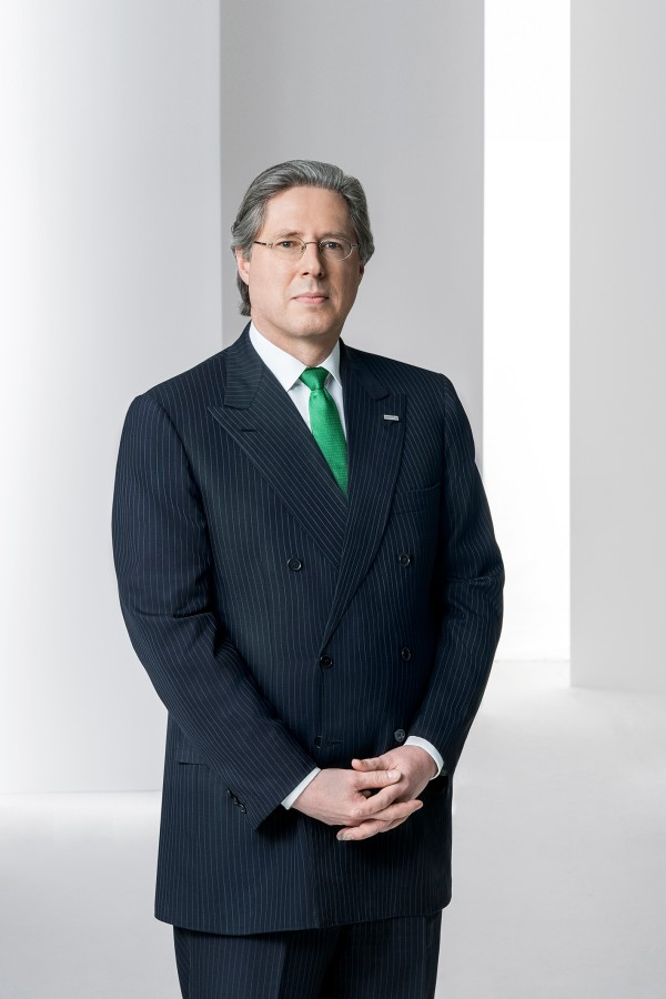 Georg F. W. Schaeffler: Aufsichtsratsvorsitzender der Schaeffler AG