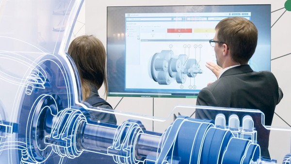 Wie die Stromgestehungskosten in der Windkraft weiter gesenkt werden können, zeigt Schaeffler auf der Weltleitmesse WindEnergy.