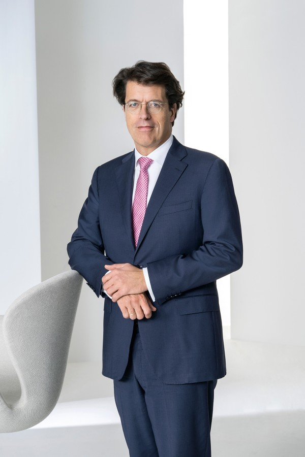 Klaus Rosenfeld | Chief Executive Officer Schaeffler AG