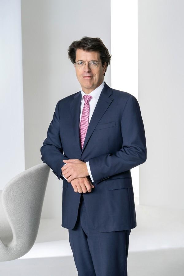 Klaus Rosenfeld | Vorsitzender des Vorstands Schaeffler AG
