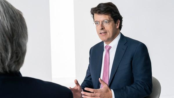 Klaus Rosenfeld, Vorsitzender des Vorstands Schaeffler AG