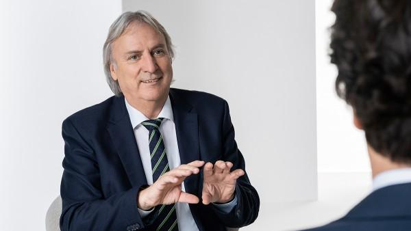 Prof. Dr.-Ing. Peter Gutzmer, Stellvertretender Vorsitzender des Vorstands und Vorstand Technologie Schaeffler AG