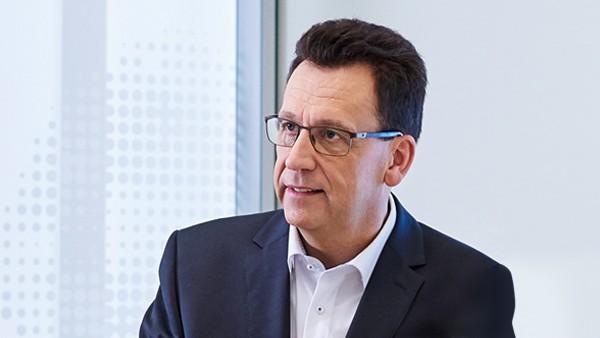 Rauli Hantikainen, Leiter Strategisches Geschäftsfeld Industrie 4.0, Schweinfurt/Deutschland