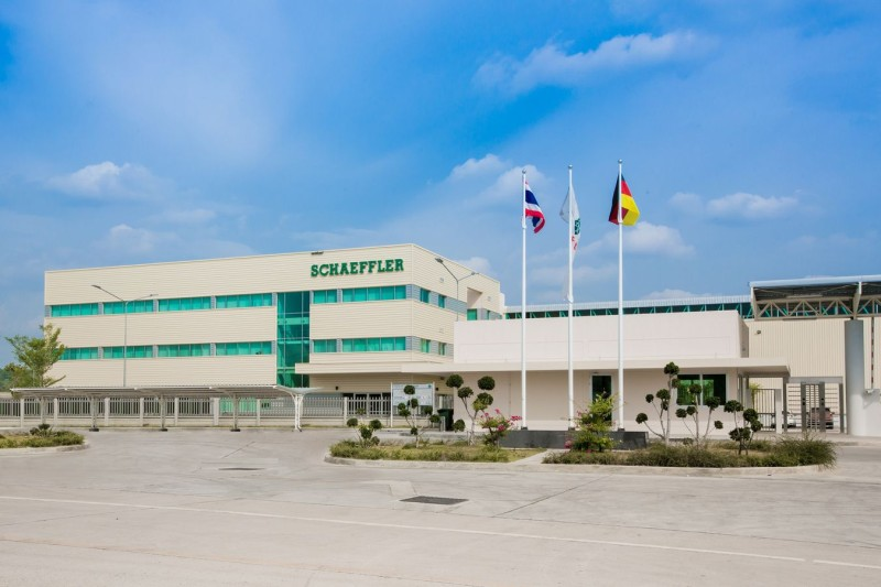 Schaeffler Manufacturing (Thailand) Co , Ltd  – Chonburi