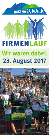 Thüringer Wald Firmenlauf