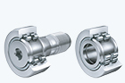 INA track rollers, yoke type track rollers and stud type track rollers