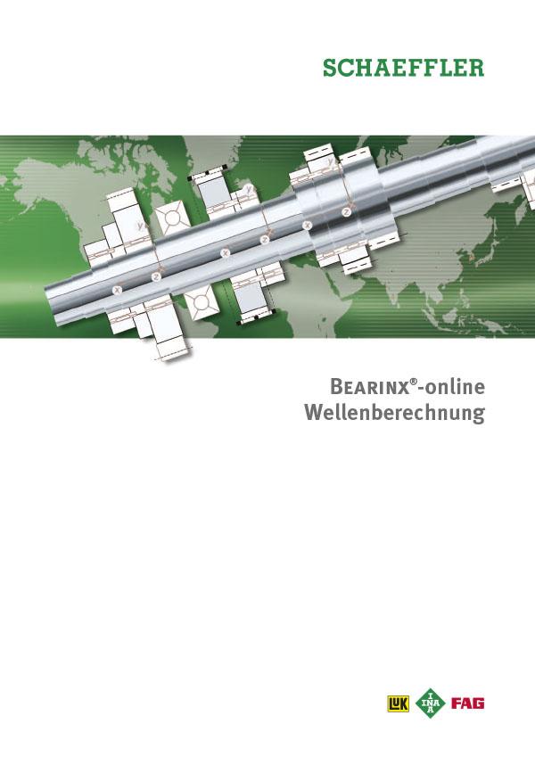 BEARINX®-online Wellenberechnung