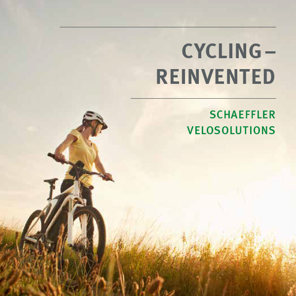 CYCLING – REINVENTED