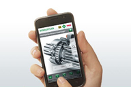 Schaeffler's Mobile Website