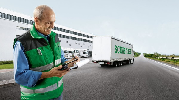 Schaeffler sales partners