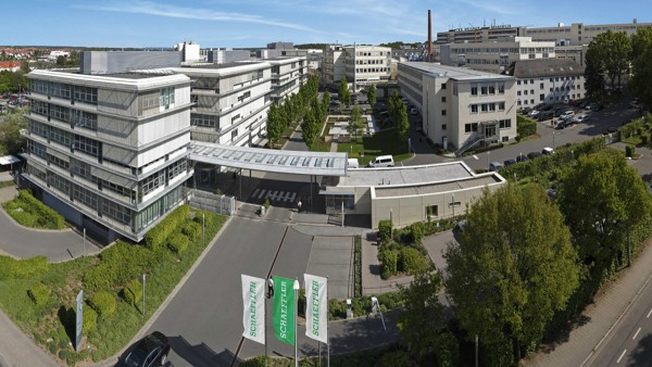 Corporate headquarters in Herzogenaurach