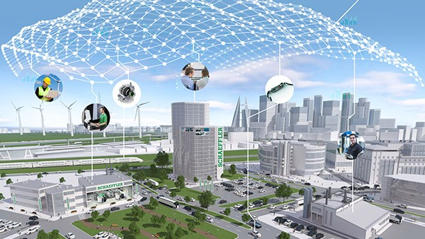 Digitalization at the Schaeffler Group