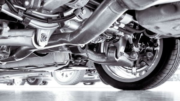 Focus area: Chassis applications