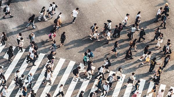Demographic change future trend