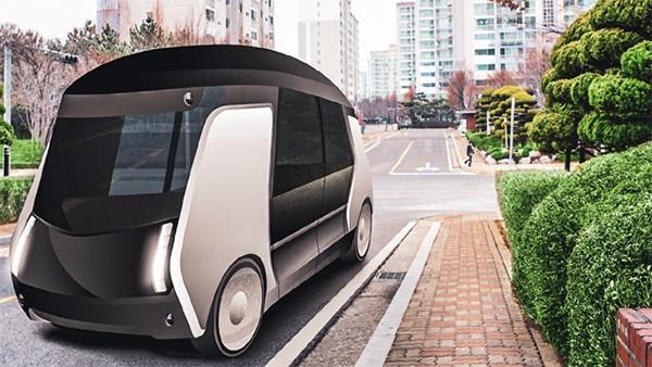 New mobility & electrified powertrain futute trend