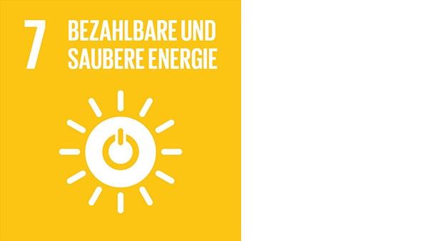 Ziel 7: Bezahlbare und saubere Energie