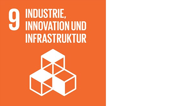 Ziel 9: Industrie, Innovation und Infrastruktur