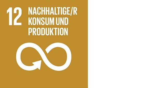 Ziel 12: Nachhaltige/r Konsum und Produktion