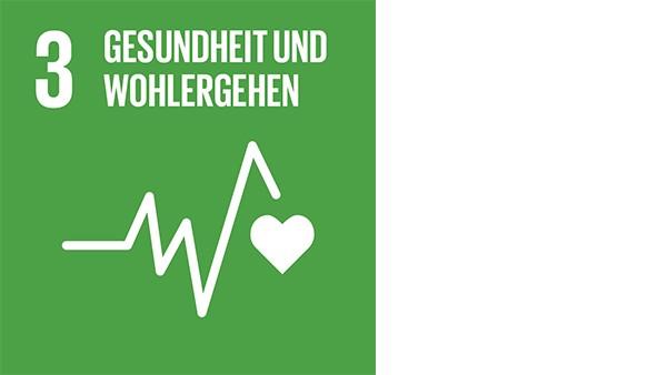 Ziel 3: Gesundheit und Wohlergehen