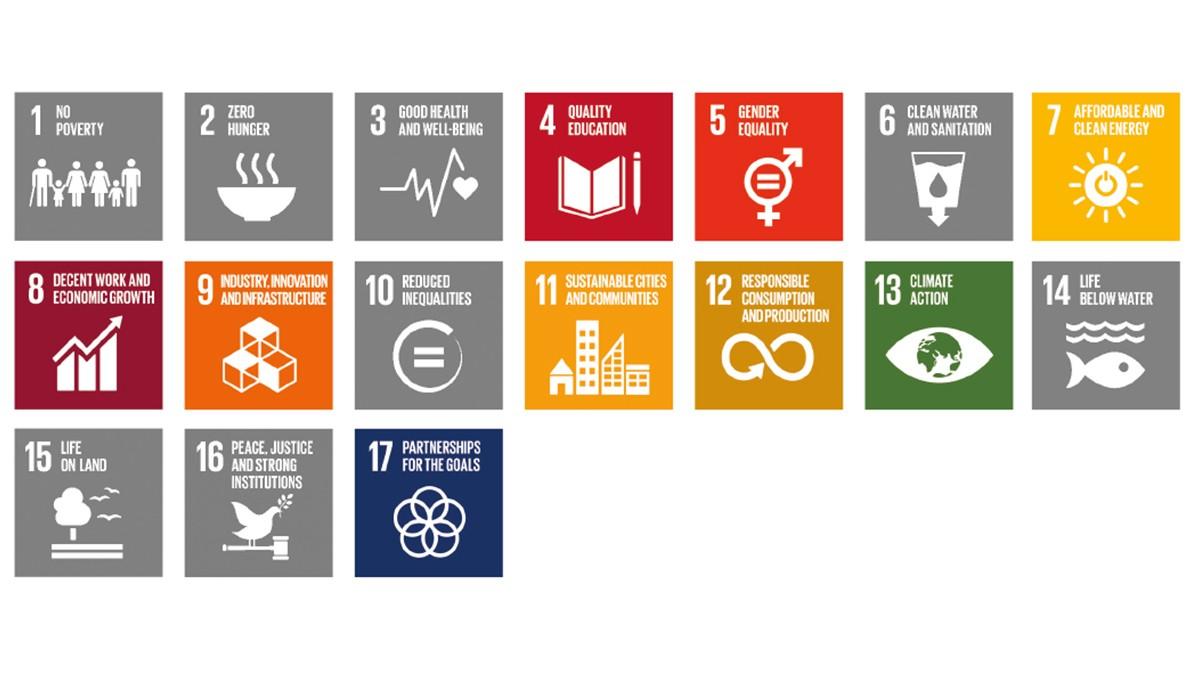 Schaeffler's focus is on nine of the 17 United Nations sustainable development goals.