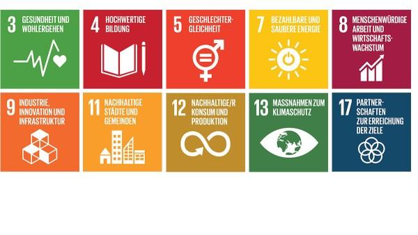 Schaeffler hat den Anspruch, auch über die eigenen Unternehmensgrenzen hinaus einen positiven Einfluss auf die globale wirtschaftliche, soziale und ökologische Entwicklung zu nehmen. Mit seinen Aktivitäten zahlt Schaeffler auf zehn der Sustainable Development Goals (SDGs) der Vereinten Nationen ein.