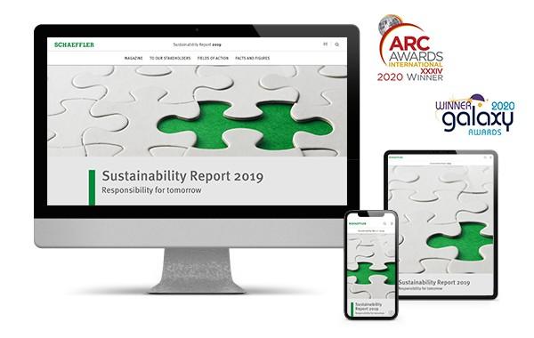 Schaeffler Sustainability Report 2019