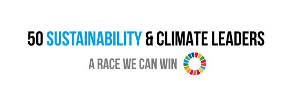 Logo 50 Sustainability & Climate Leaders