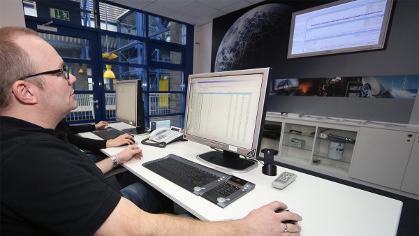 Connected Equipment Operations Center