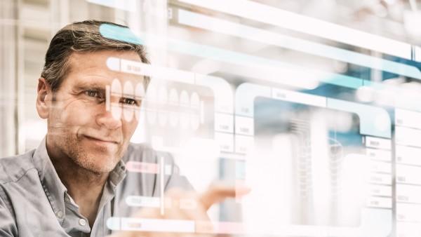 Die Akzeptanz digitaler Dienstleistungen bei Kunden und Mitarbeitern ist nicht nur von der Qualität der bereitgestellten Daten abhängig, sondern auch von einem nutzerfreundlichen Bedienkonzept.