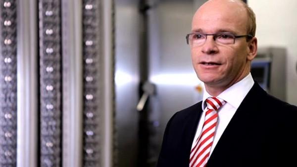 Dr. Tim Hosenfeldt, Leiter Kompetenzzentrum Oberflächentechnik