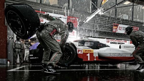 Innovative power at Schaeffler and Porsche