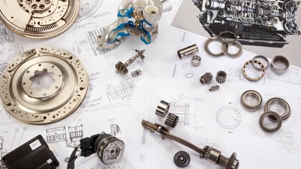 Schaeffler verfügt über ein breites Produktportfolio zum Thema verbrennungsmotorischer Antriebsstrang.