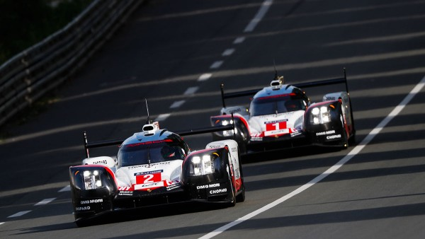 WEC 24 Hours of Le Mans