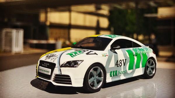 Audi TT, 2014