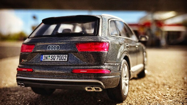 Audi SQ7, ab 2016