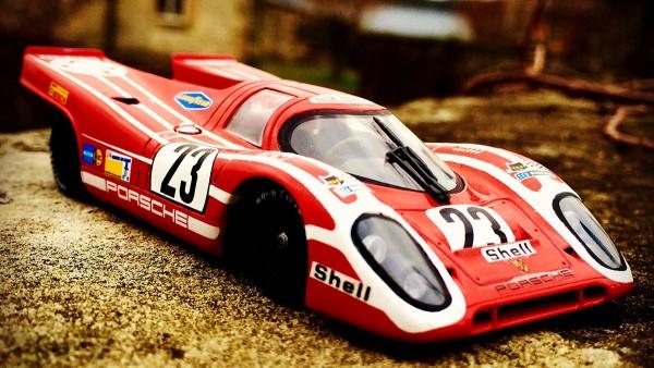 Porsche 917, 1970