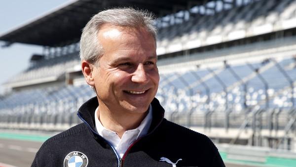 Jens Marquardt, BMW Group Motorsport Direktor