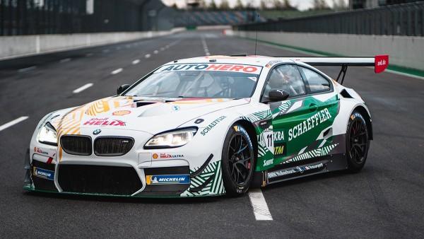 Schaeffler Motorsport DTM #greenmachine