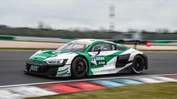Schaeffler Motorsport DTM AUDI R8 LMS