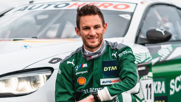Marco Wittmann, DTM champion in 2014 and 2016