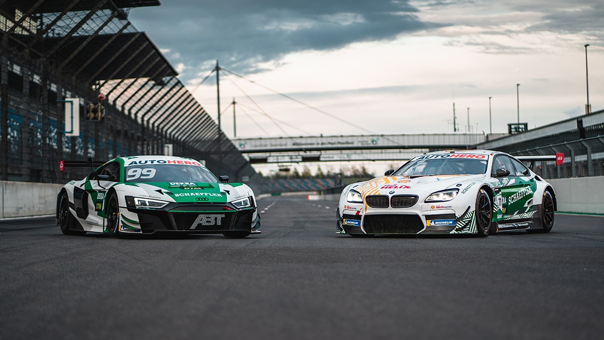 Schaeffler is the series and innovation partner to the DTM