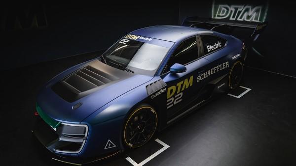 Demonstration car – DTM Electric