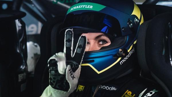 Sophia Flörsch startet in der VCO ProSIM SERIES an der Seite von namhaften Esports Racern.
