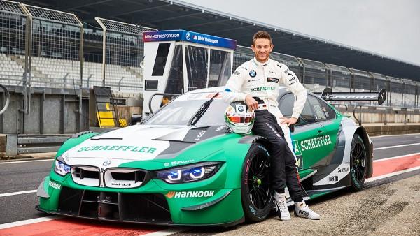 Seit 2019 geht der zweimalige Champion Marco Wittmann im grün-weißen Schaeffler BMW M4 DTM – der #GreenMachine – an den Start.