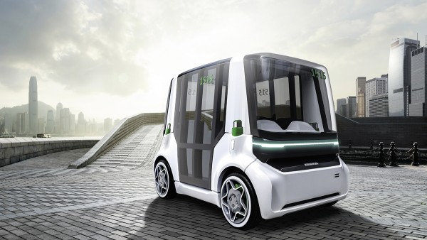 Experiencing mobility of the future today