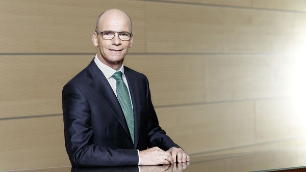 Prof. Dr.-Ing. Tim Hosenfeldt, Senior Vice President of Research and Innovation and Corporate Technology at Schaeffler,