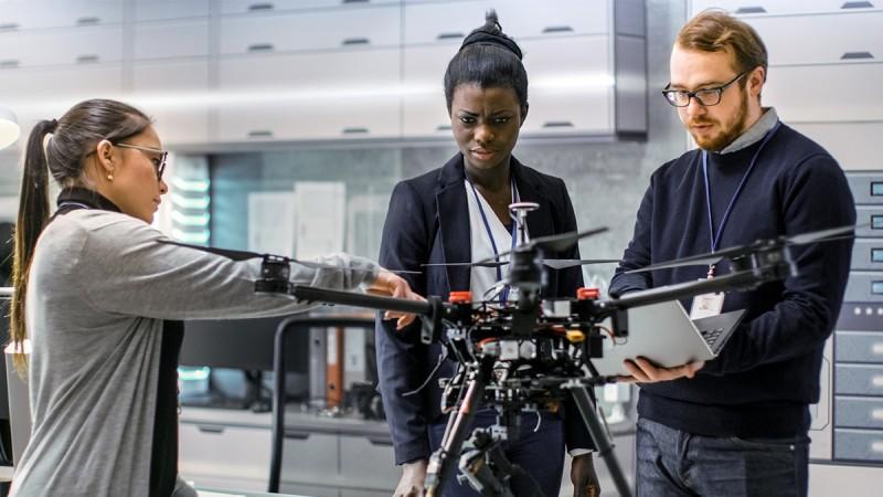 Schaeffler forscht und entwickelt in vielen Bereichen der zukünftigen Mobilität.