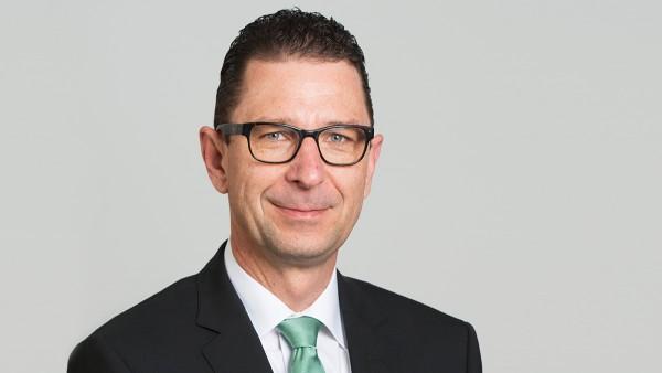 Marcus Eisenhuth, Leiter Industrie Europa bei Schaeffler