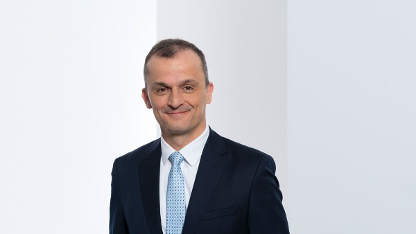 Matthias Zink, CEO Automotive OEM