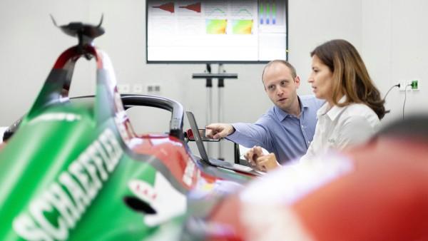Formel E: Entwicklung Antriebsstrang